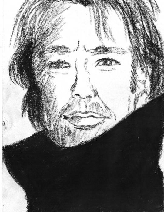 Alan Rickman by Annabella